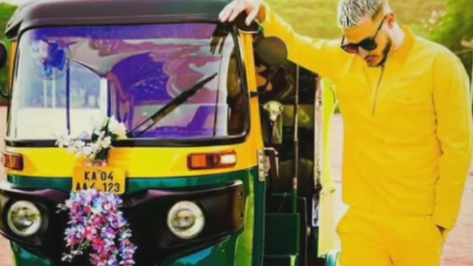 DJ Snake and his love for India!