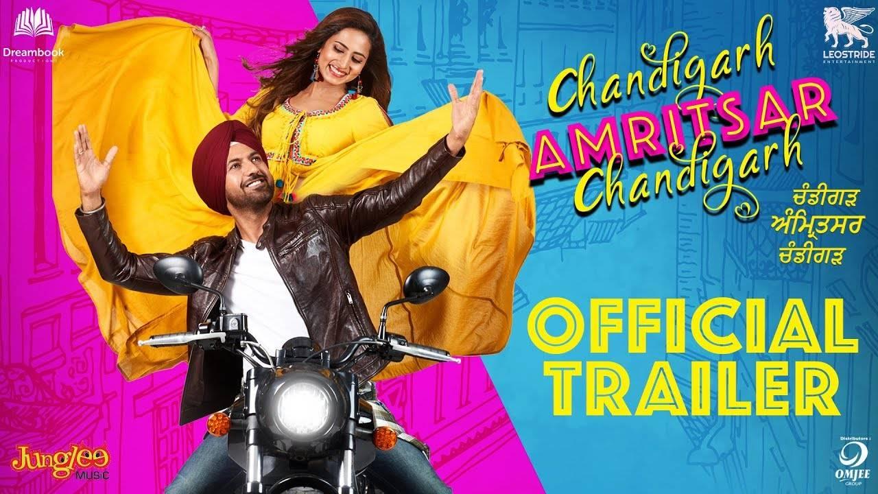 Chandigarh Amritsar Chandigarh - Official Trailer