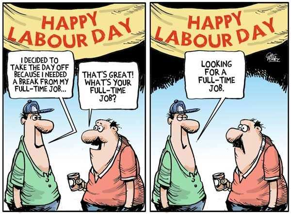 Labour Day 2019: 7 rib-tickling memes to help you get THROUGH the day!