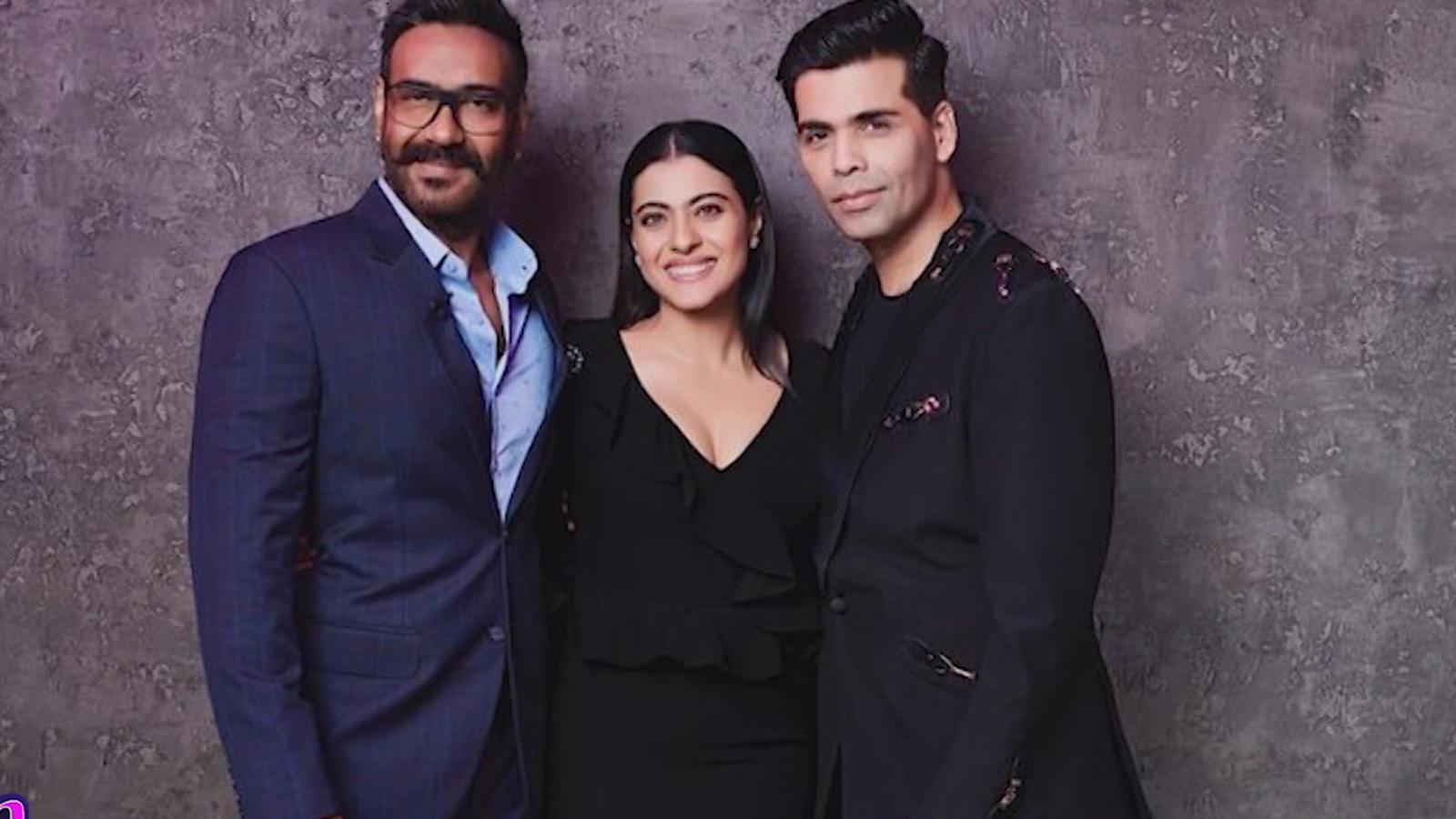 Karan Johar helps Ajay Devgn in trouble