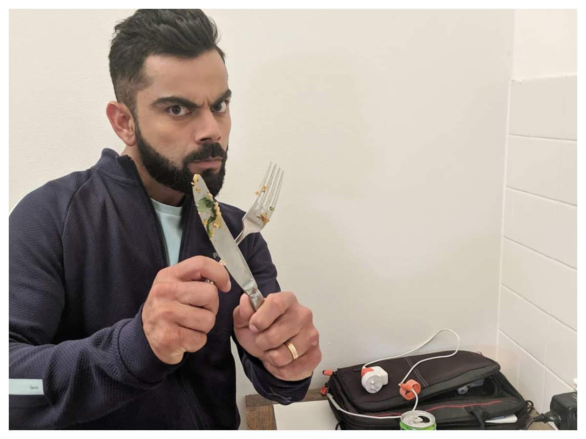 The Secret Diet Of Virat Kohli That Keeps Him Fit The