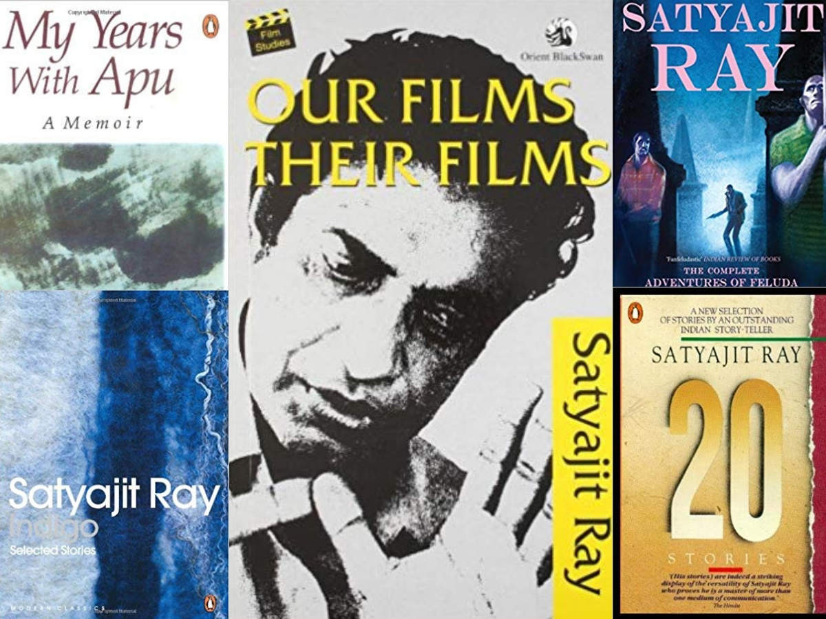 7 books by Satyajit Ray everyone should read | The Times of