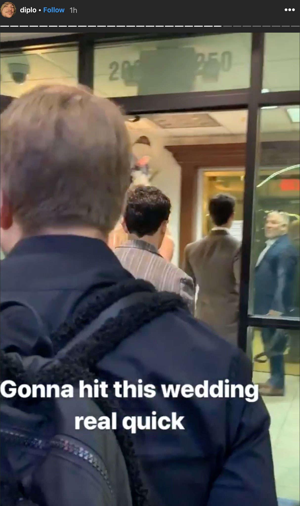 Sophie Turner and Joe Jonas got married and we are wondering where is Priyanka Chopra?