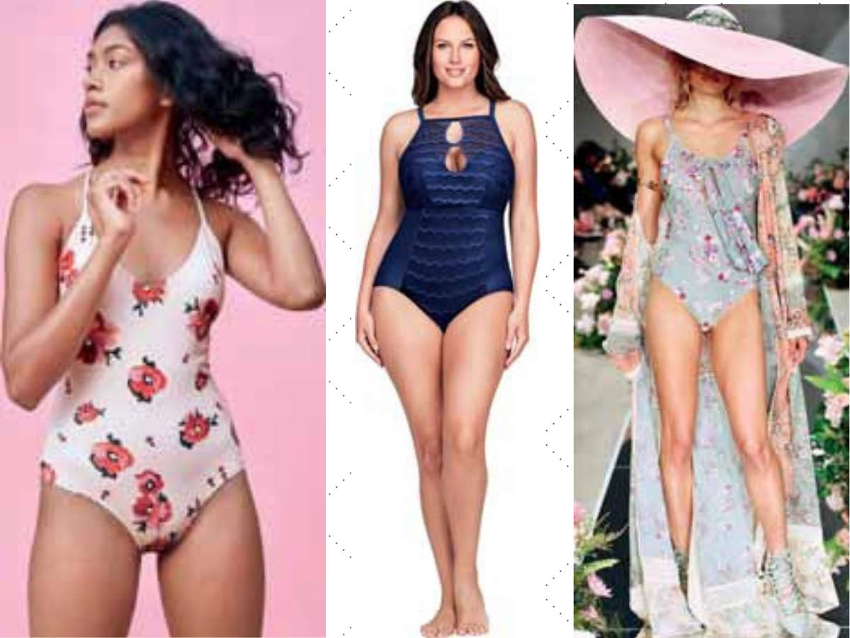 f6a420dd3b The Swimsuit Revolution - Times of India