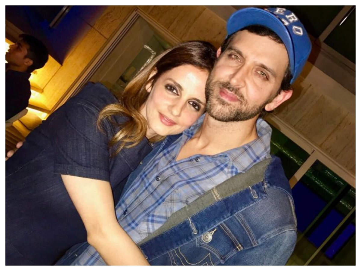 Sussanne Khan has this to say on her relationship with Hrithik Roshan