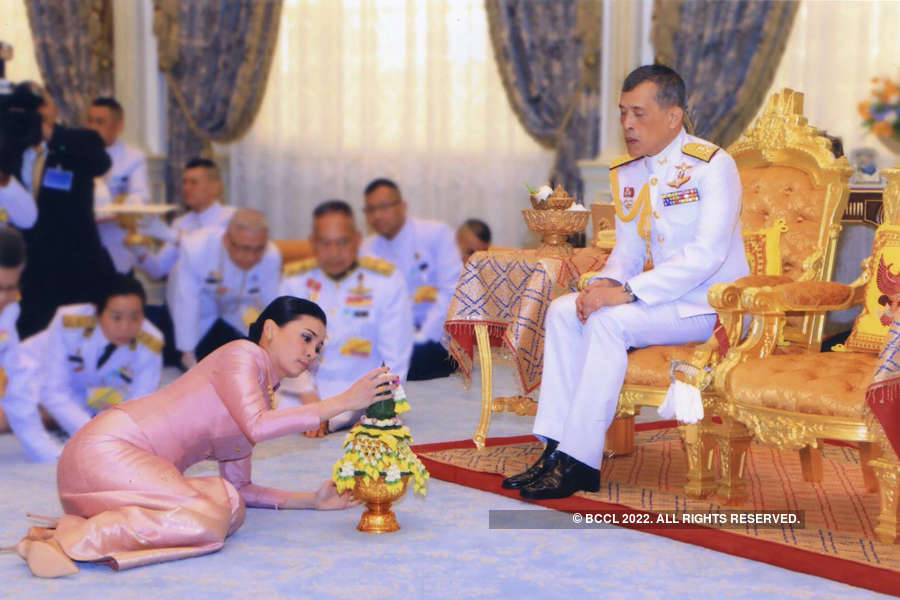 Thailand's King marries his bodyguard