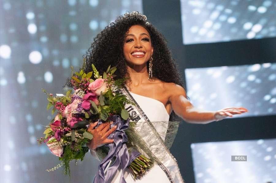 Cheslie Kryst crowned Miss USA 2019