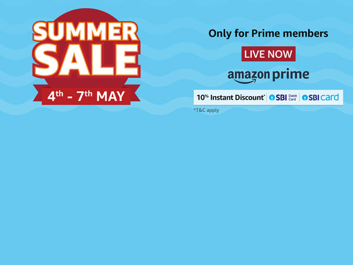 Amazon Summer Sale 2019 is live Prime members: Deals on smartphones, laptops and mobile accessories you should not miss