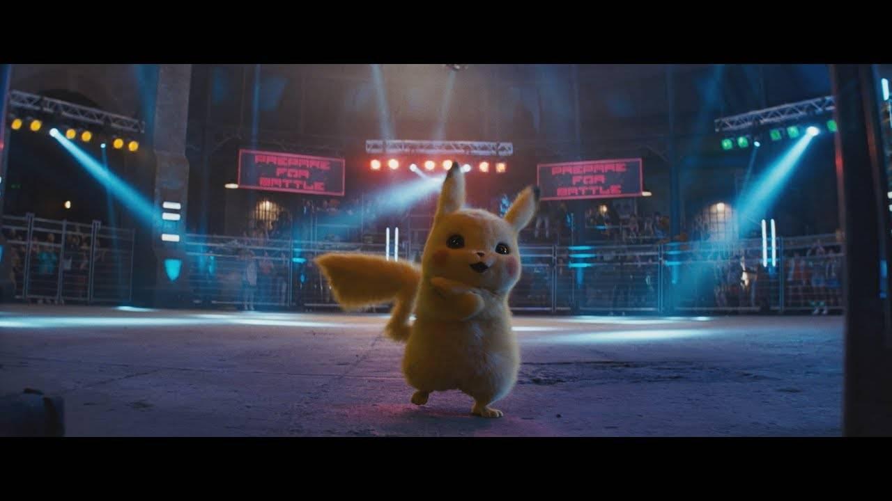 Pokemon Detective Pikachu - Official Hindi Trailer