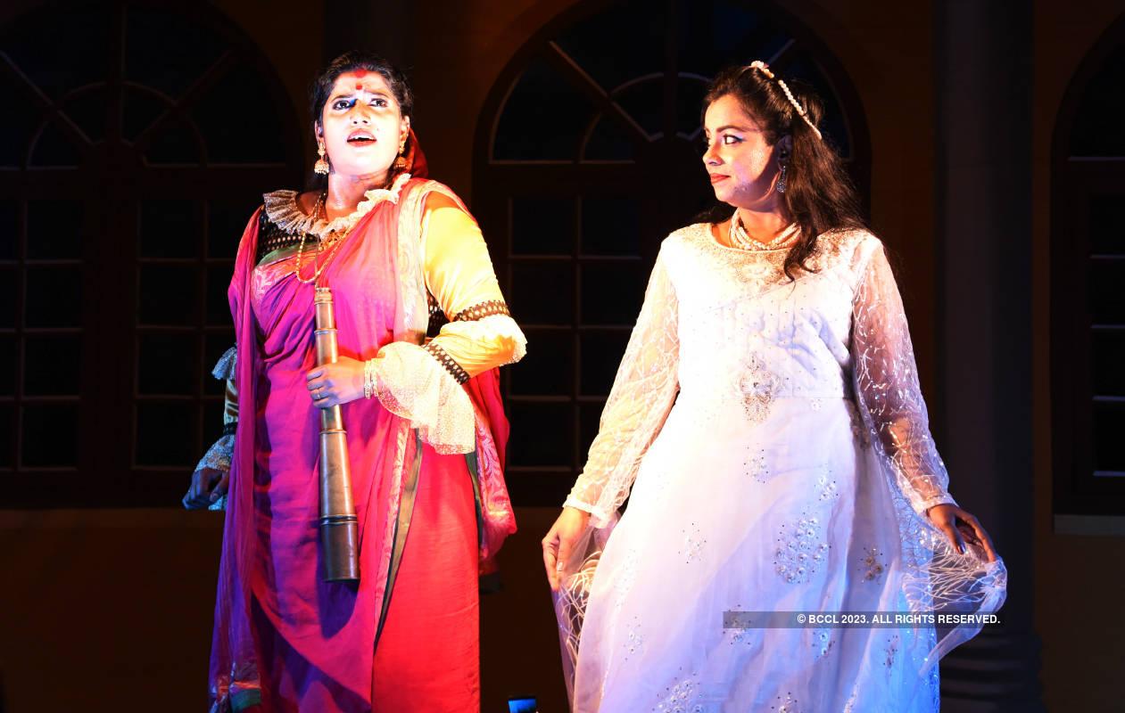 Charulatha: A play