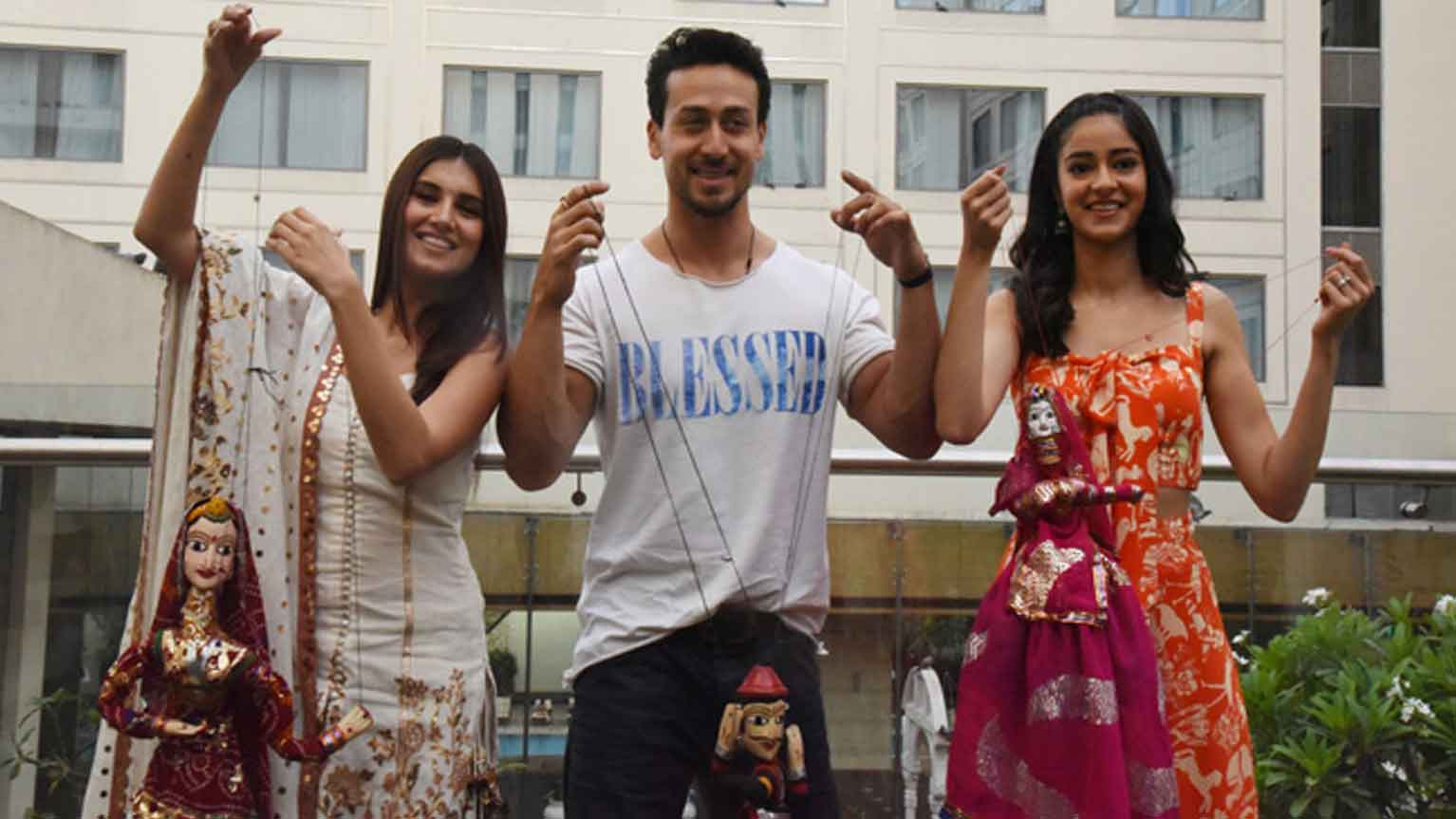 Student of the Year 2' stars Tiger Shroff and Ananya Panday