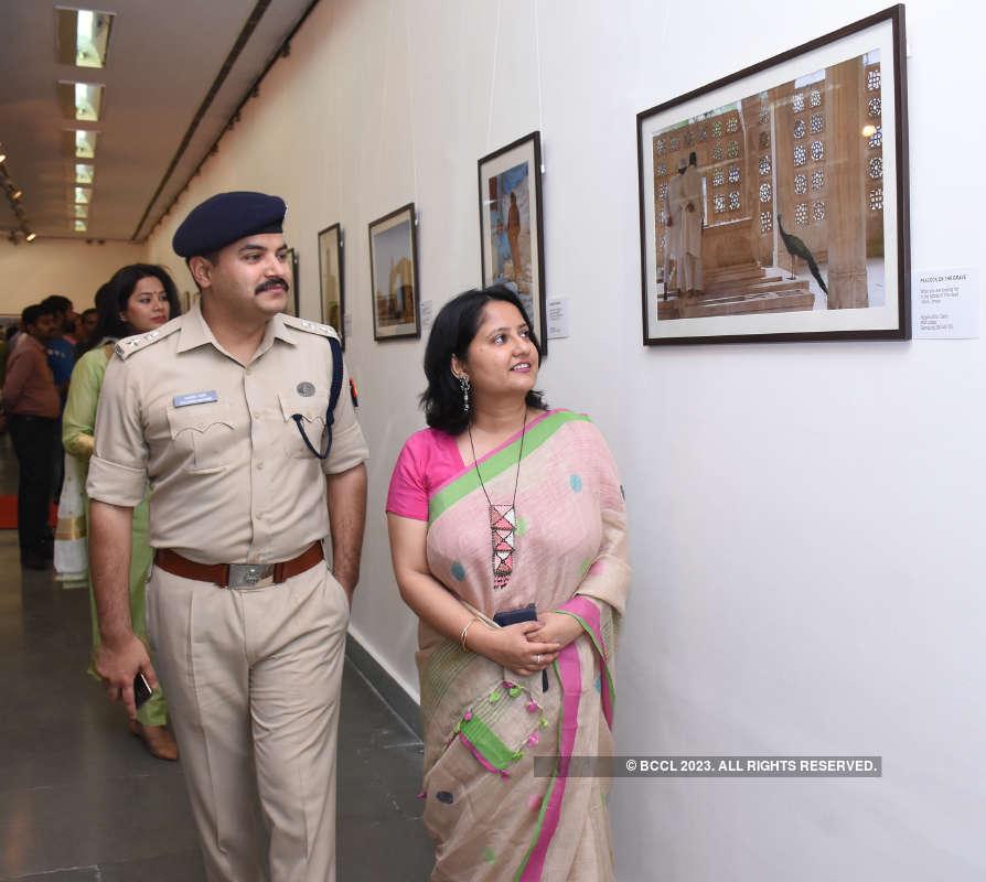Priya Kumar's photography exhibition