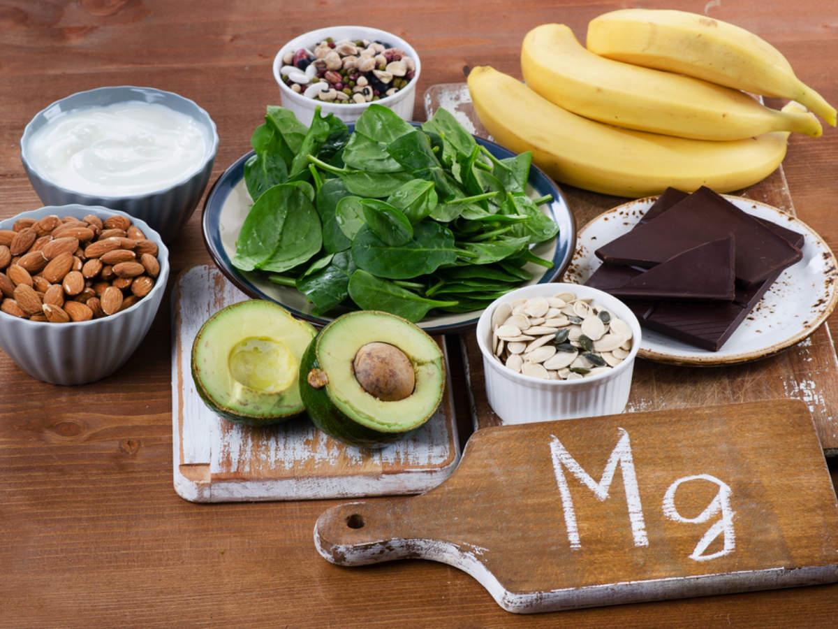 Magnesium- rich foods