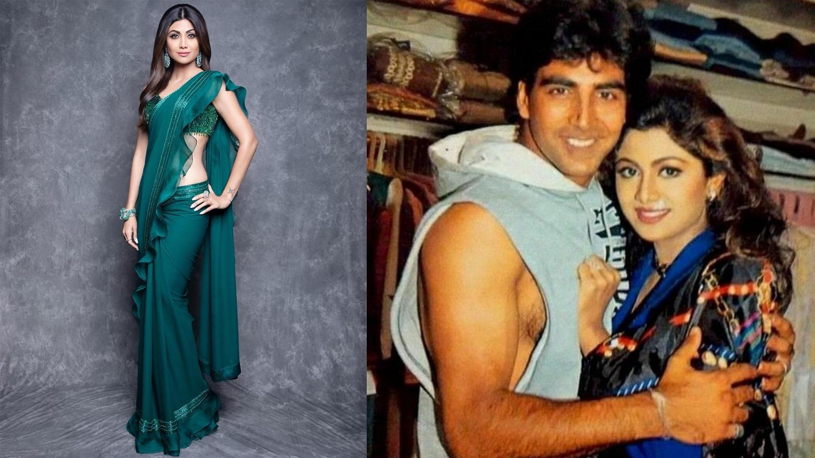 Shilpa Shetty taunts Akshay Kumar?