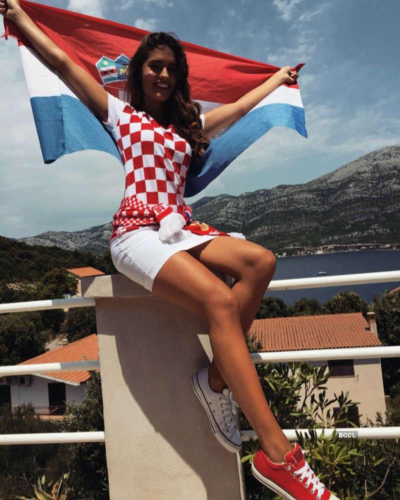 Mia Rkman crowned Miss Universe Croatia 2019