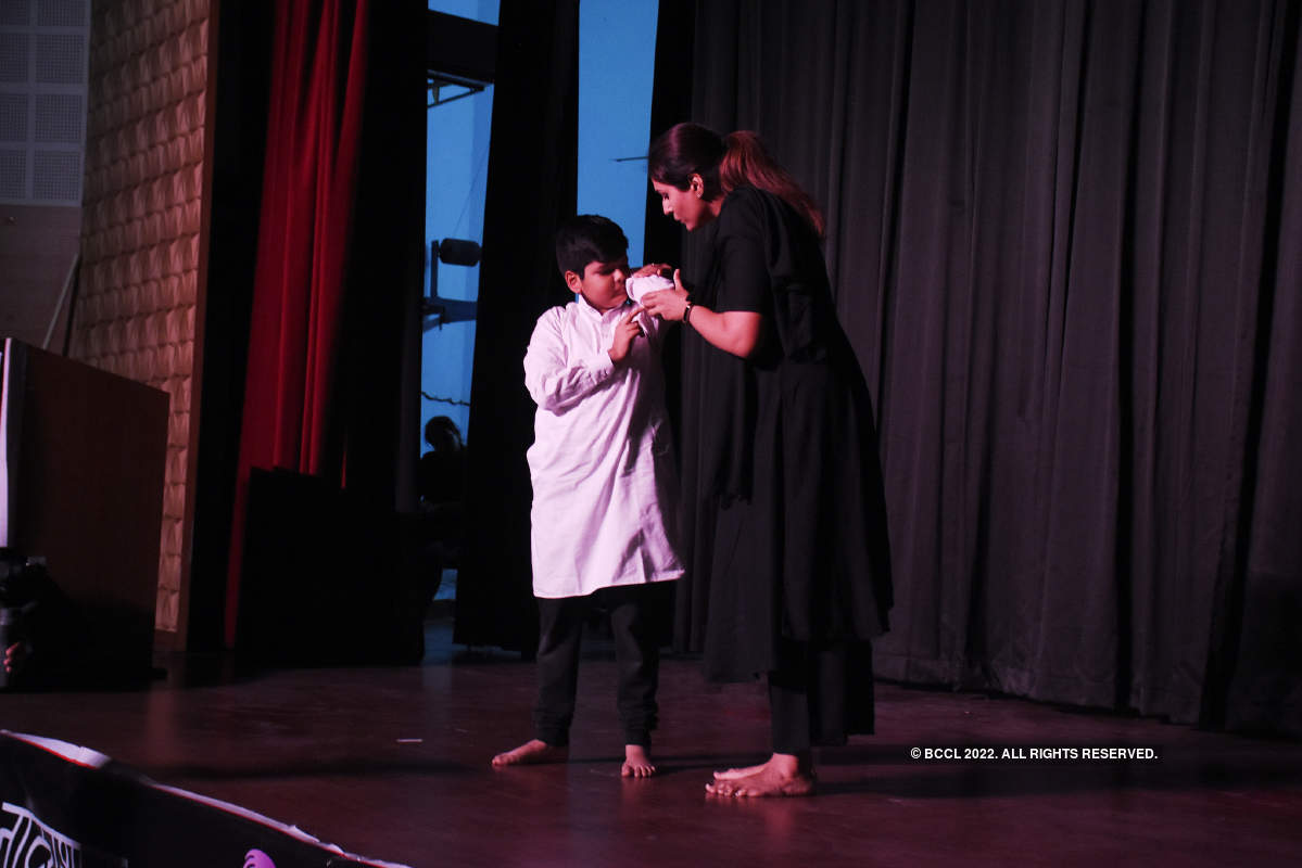 Masoom Crime: A play