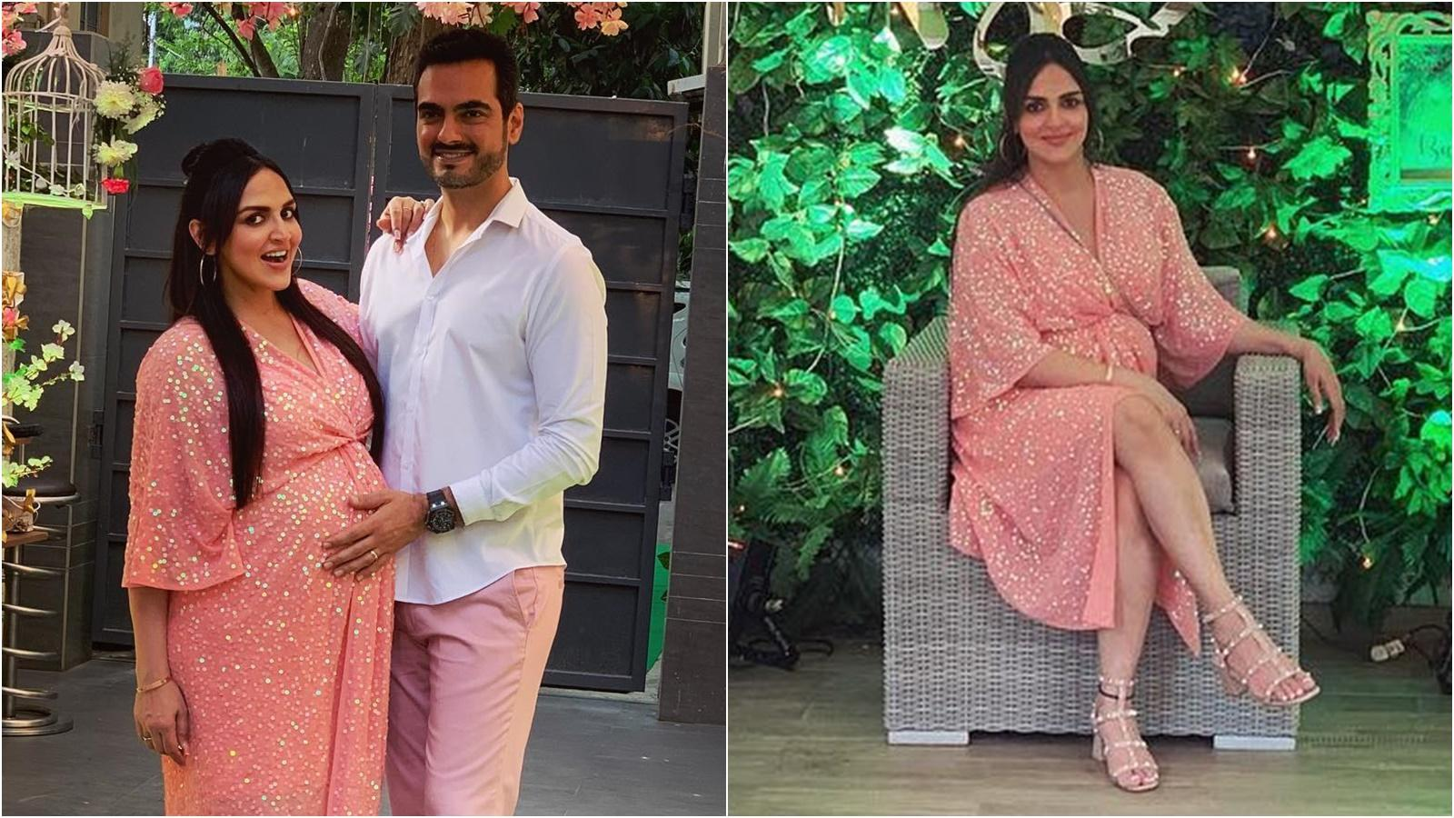 Esha Deol's baby shower is all about mommy goals!