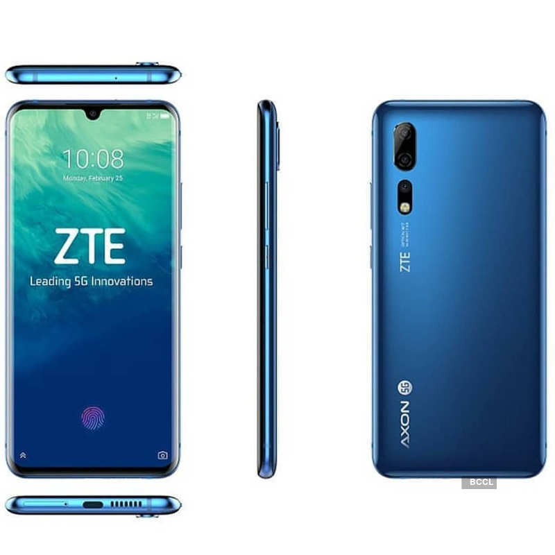 ZTE Axon 10 Pro, Axon 10 Pro 5G launched in China