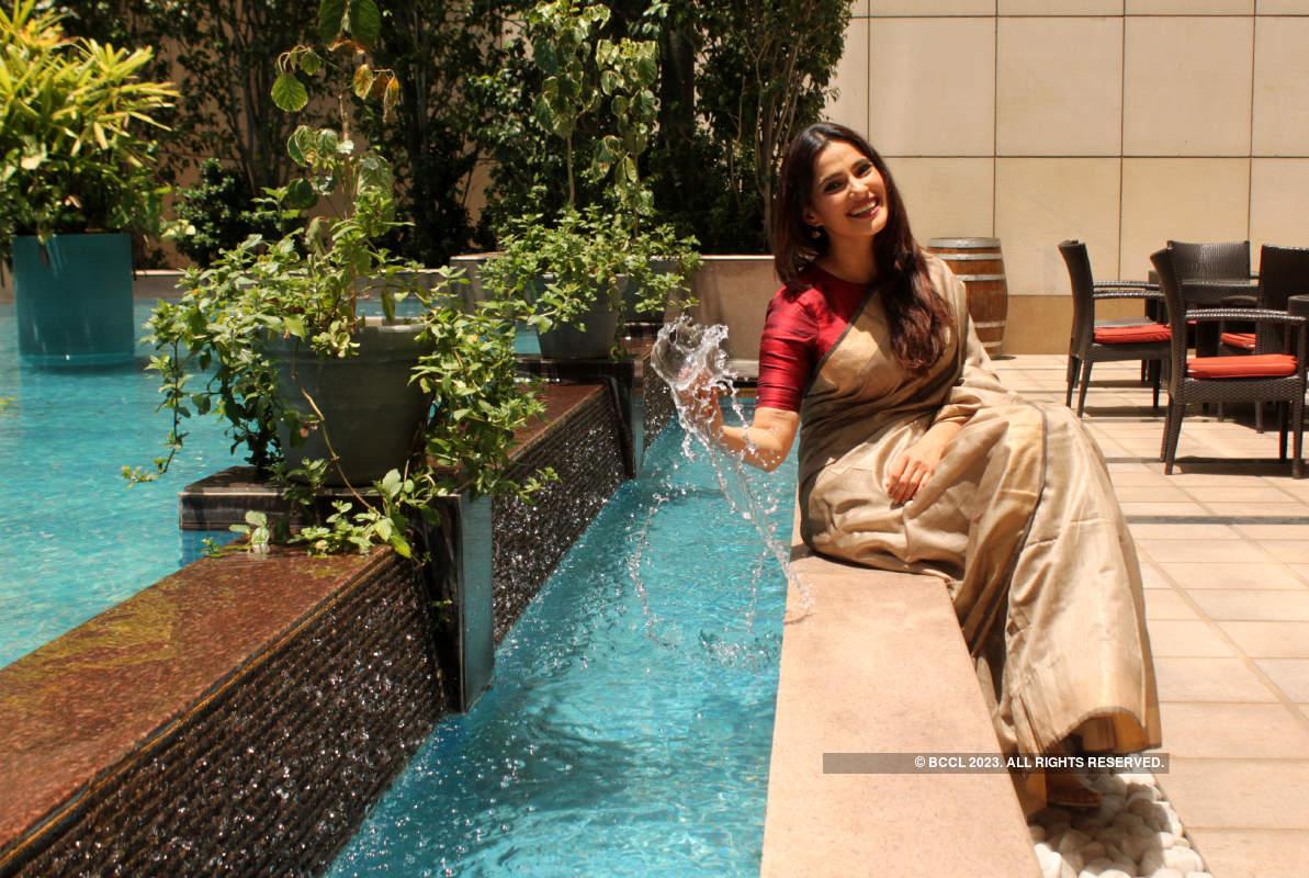 Actress Priya Bapat's exclusive photoshoot