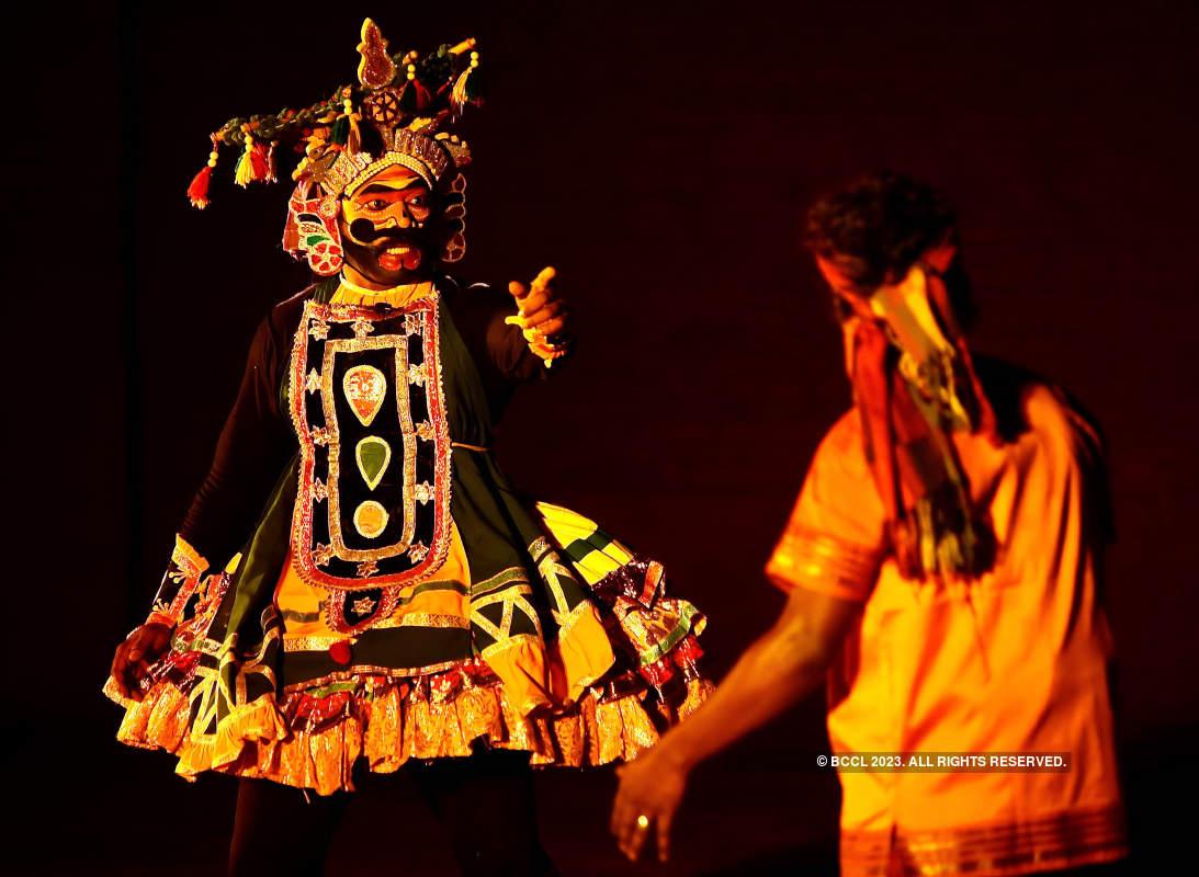 Adavu: A play