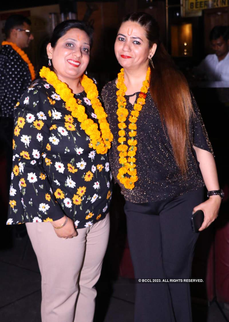 A 'Dum Maro Dum' theme party for Kanpurites