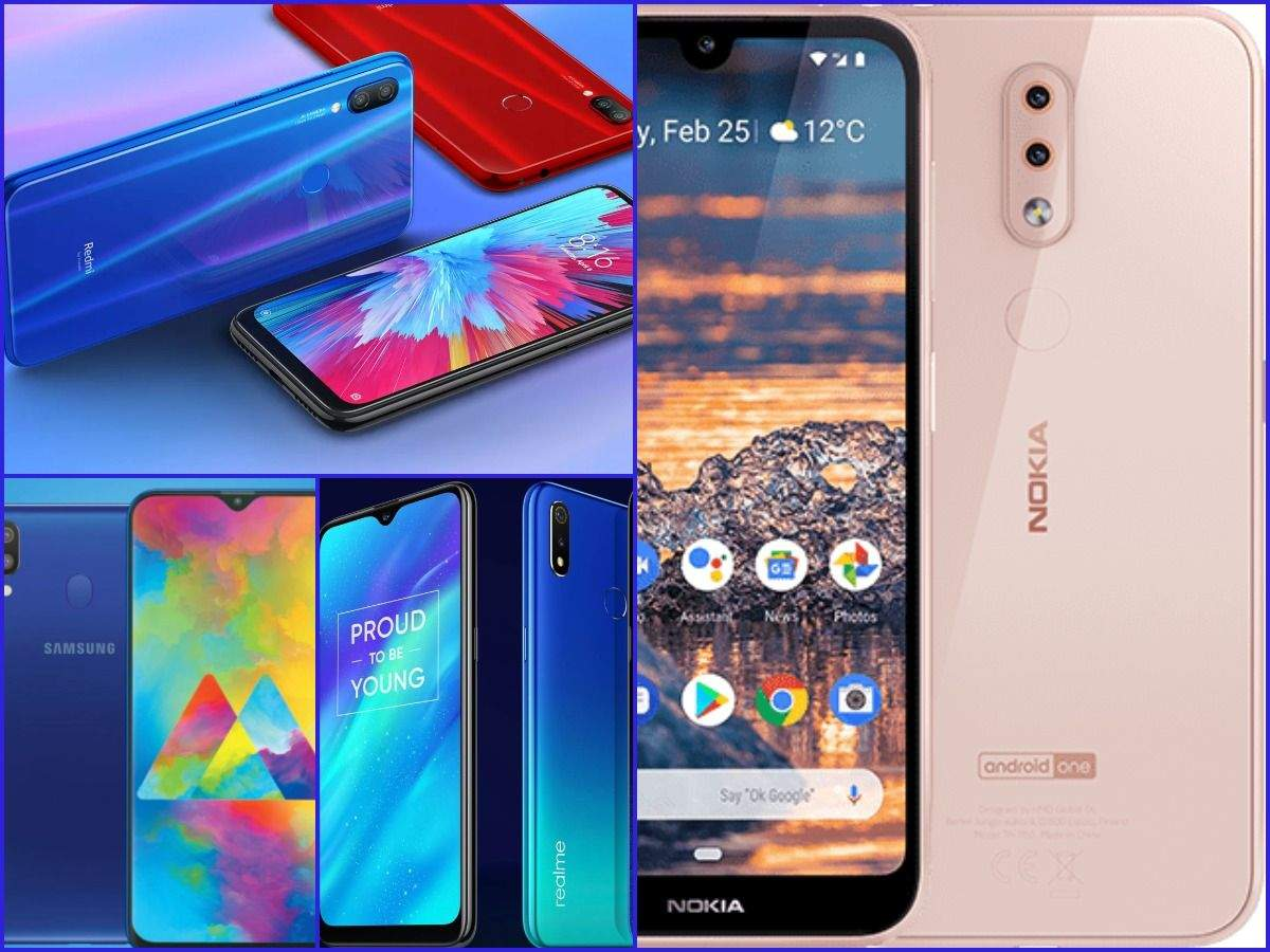 Nokia 4.2 vs Realme 3 vs Samsung Galaxy M20 vs Xiaomi Redmi Note 7: The best new smartphone under Rs 12,000
