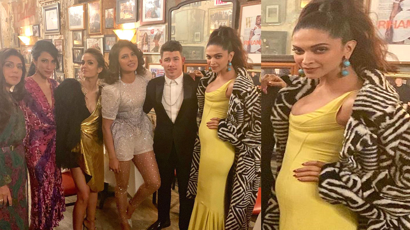 Is Deepika Padukone pregnant? Fans point out baby bump in new picture with Priyanka Chopra Jonas