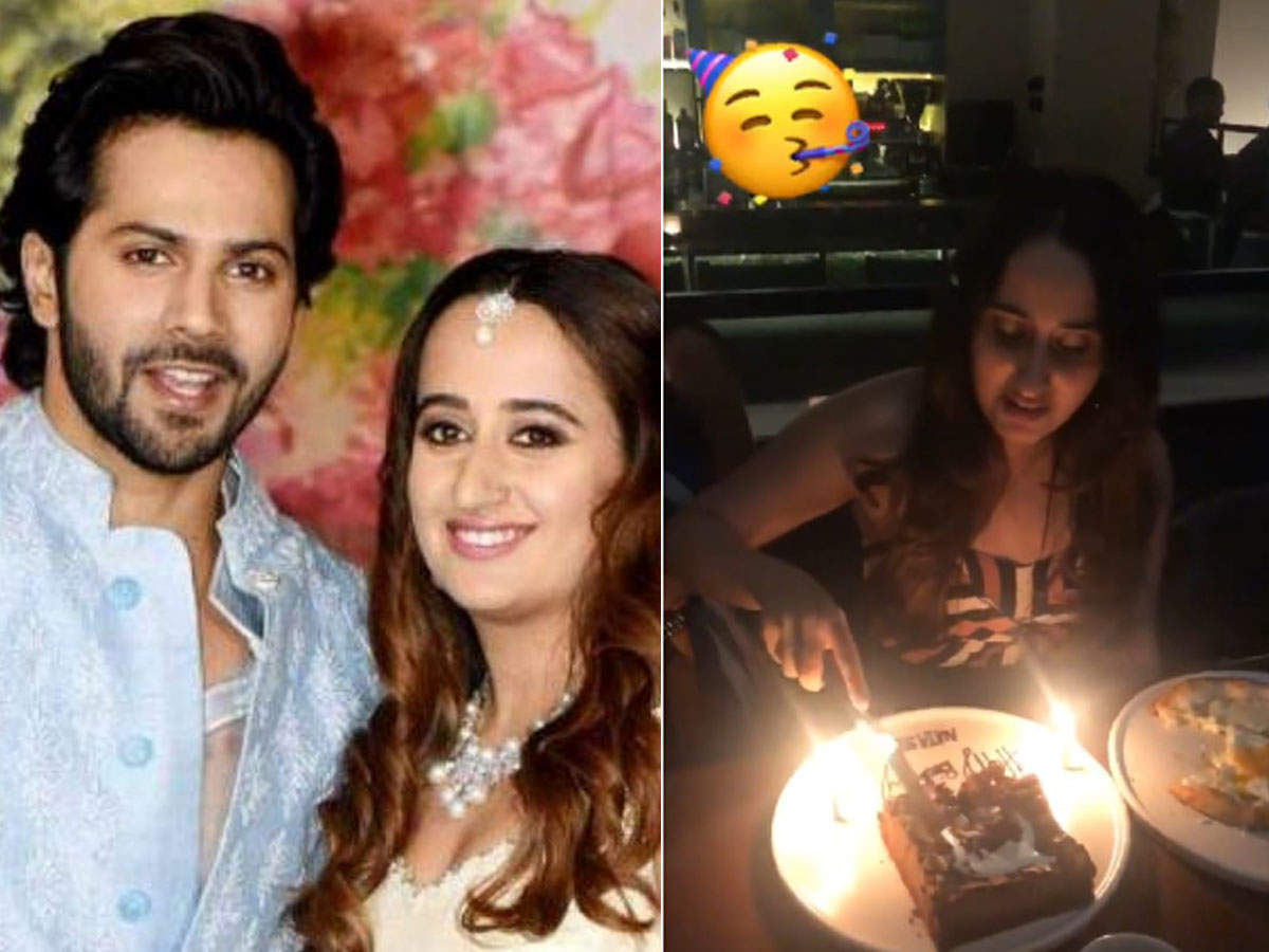 Varun Dhawan to tie the knot with his alleged girlfriend Natasha