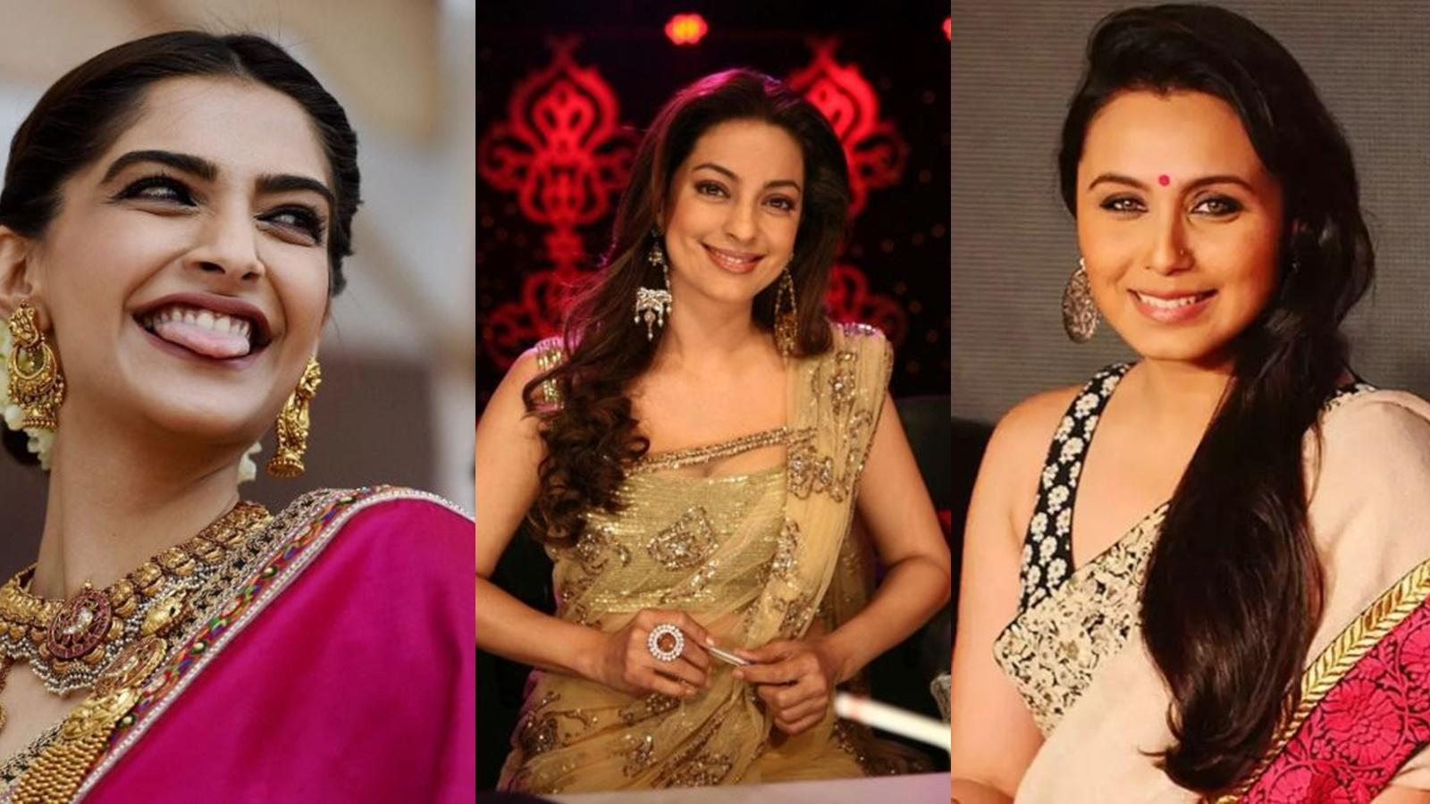 Sonam Kapoor, Rani Mukerji, Juhi Chawla open up about their mothers-in-law