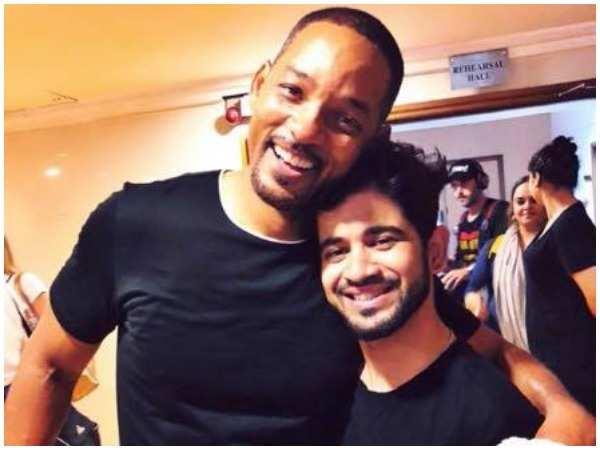 Prashantt Guptha: I want to make a mark in Hollywood as well