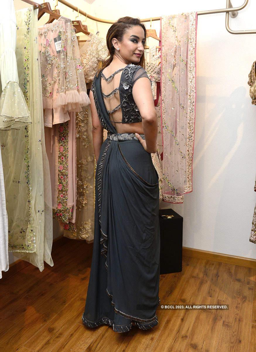 Designer Pallavi Goyal: Store Launch
