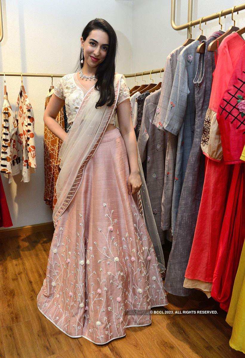 Toranj Kayvon During The Store Launch Of Designer Pallavi Goyal At Rhythm House Kala Ghoda In Mumbai Photogallery