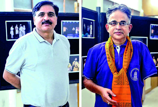 (L) Pragyesh Kumar Atal (R) Praveen Shekhar (BCCL/ Pankaj Singh)