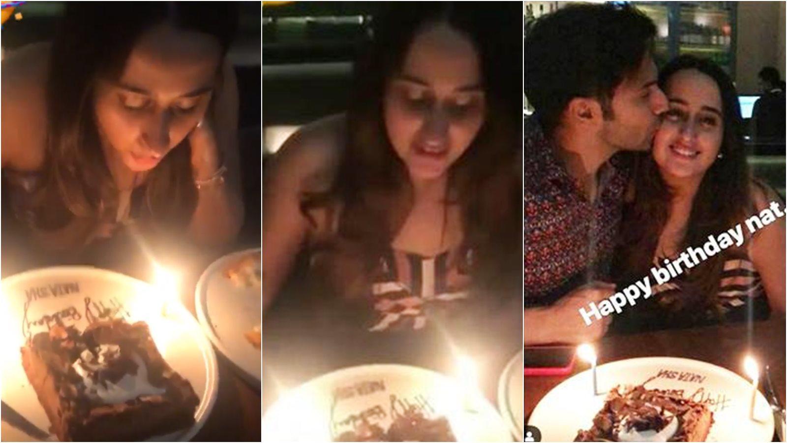 Varun Dhawan celebrates girlfriend Natasha Dalal's birthday, shares adorable video