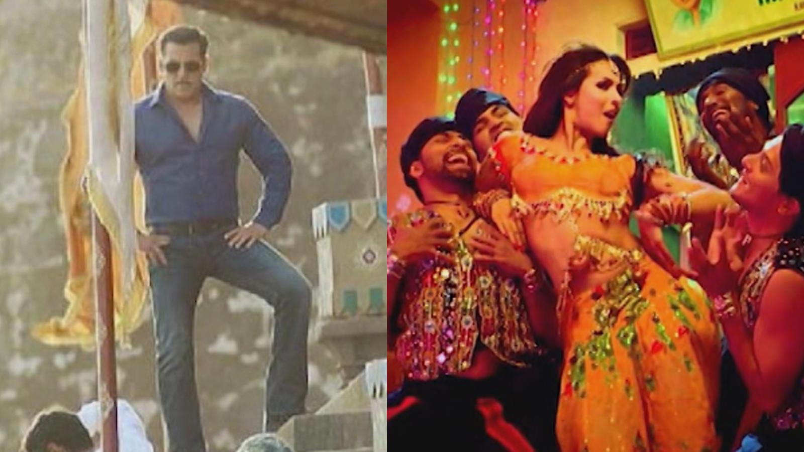 Dabangg 3: Salman Khan's 'Munna Badnam' to replace Malaika Arora's 'Munni Badnam' song