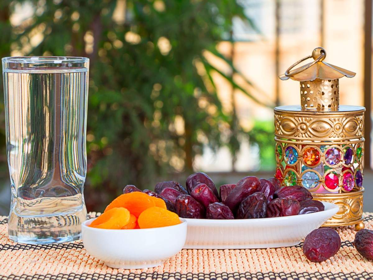 Why you can't drink water during Ramadan