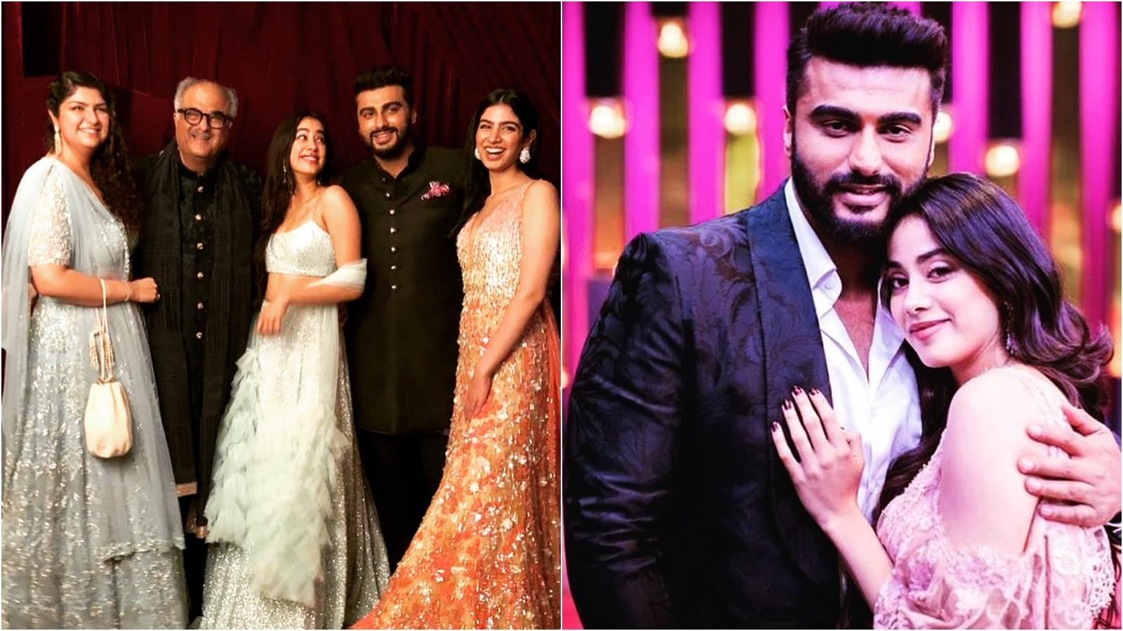 Arjun Kapoor on his equation with Janhvi-Khushi: We were brought together by worst circumstances