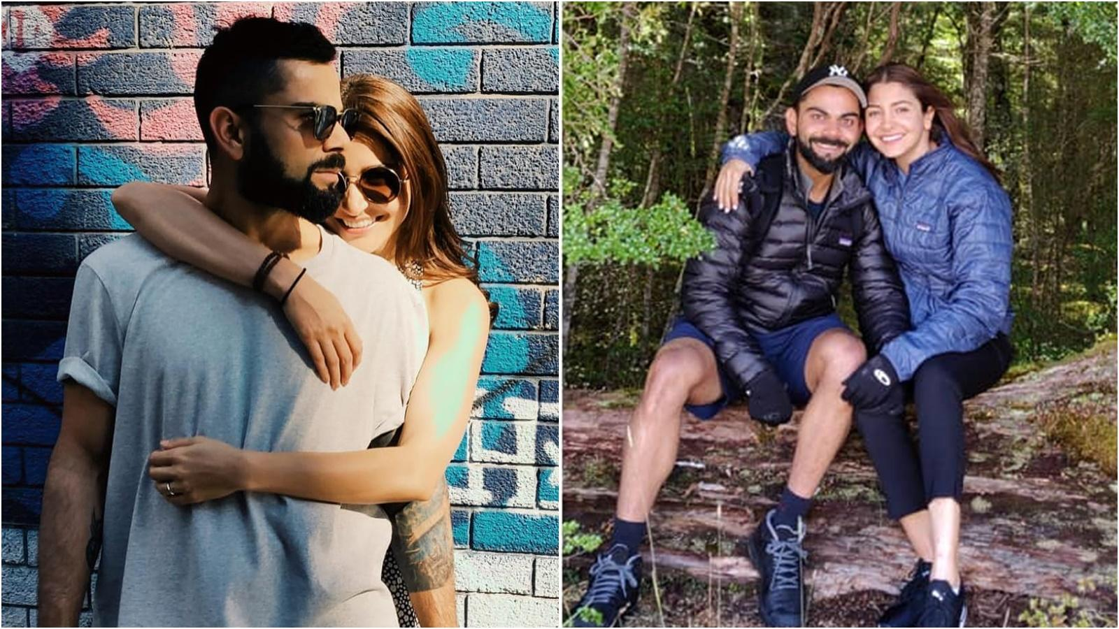 Anushka Sharma and Virat Kohli's vacation pictures giving major travel goals!