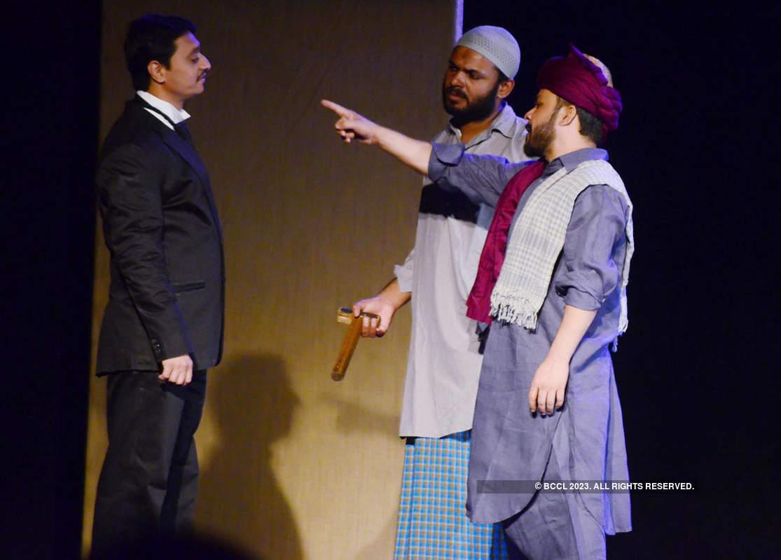 Pehla Satyagrah: A play