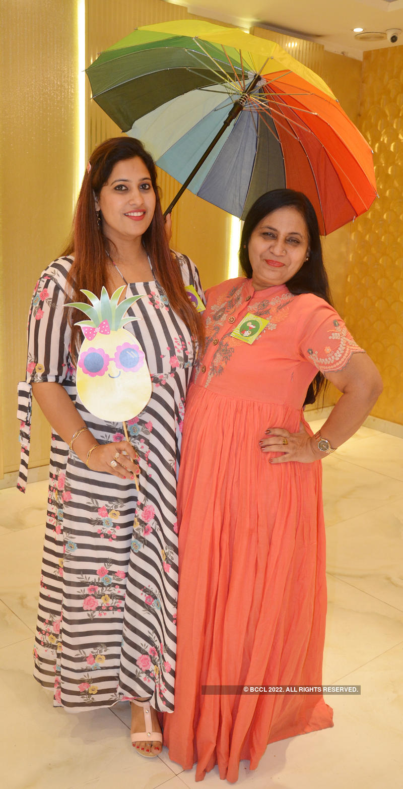 Kanpur ladies have a gala time at an event