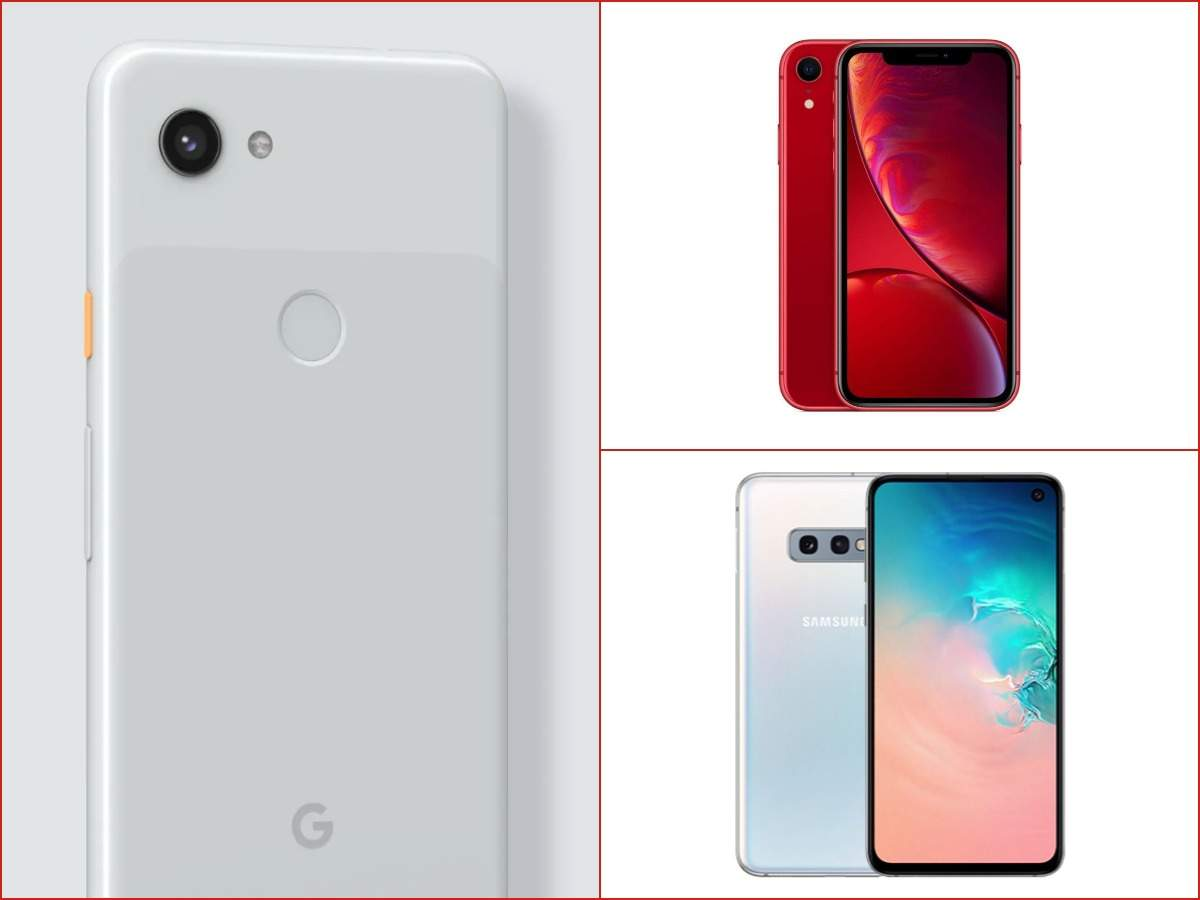 Google Pixel 3a XL vs Samsung Galaxy 10e vs Apple iPhone XR: The best affordable flagship smartphone