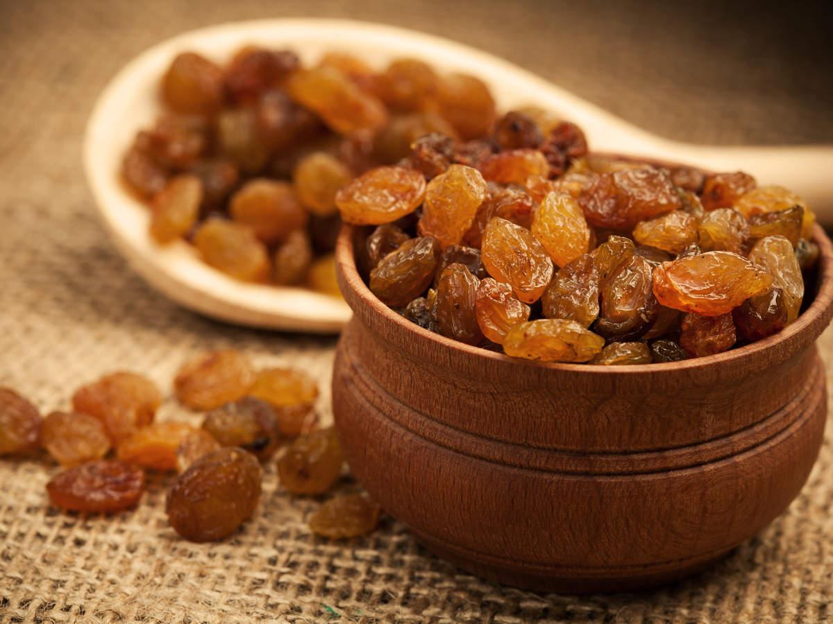 Healthy Raisins