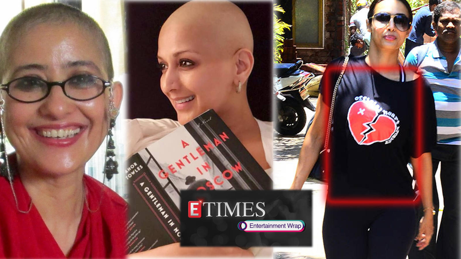 Sonali Bendre says Manisha Koirala has been a big help in fight with cancer; After Arjun Kapoor refutes wedding rumours, Malaika Arora left 'heartbroken'? and more...