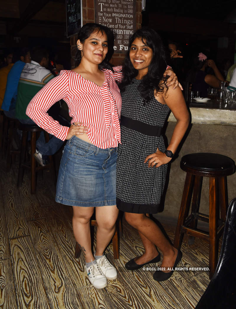 Chennaiites party hard at The Vault