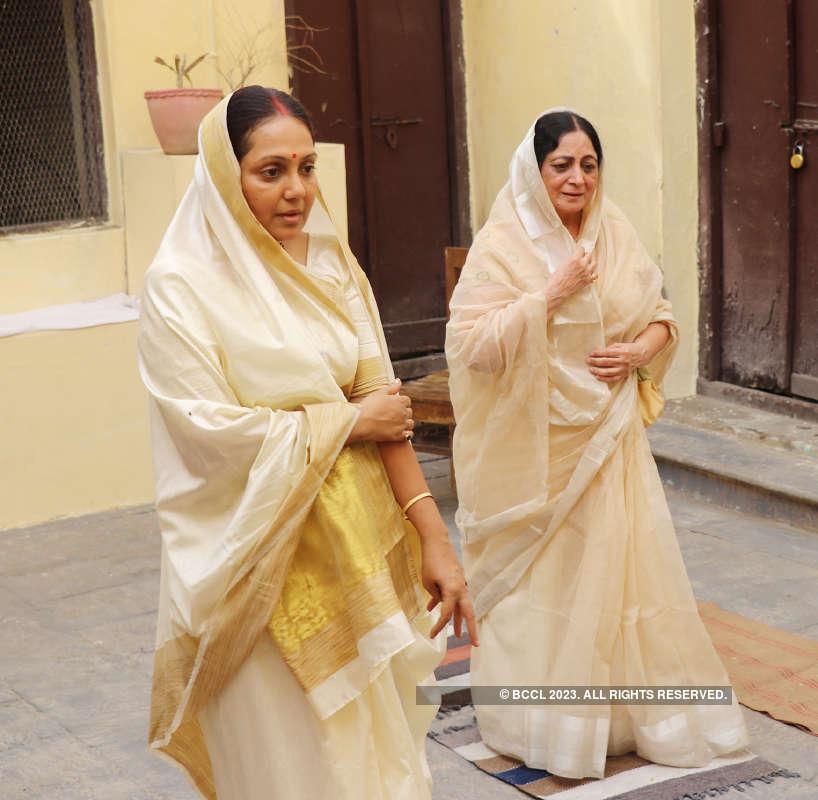 Los Angeles filmmaker shoots a short film in Varanasi