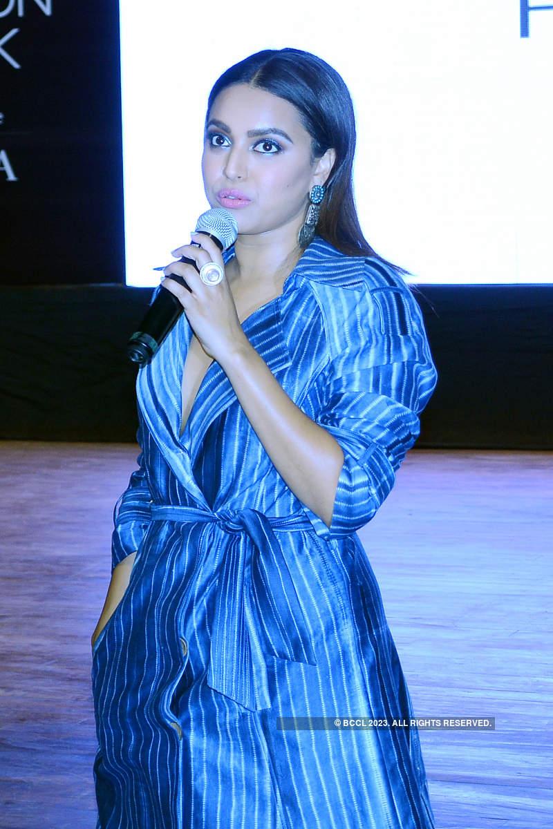 Swara Bhasker attends an event