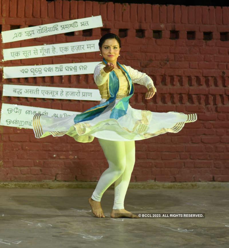 Celebrating Rabindranath Tagore through song and dance