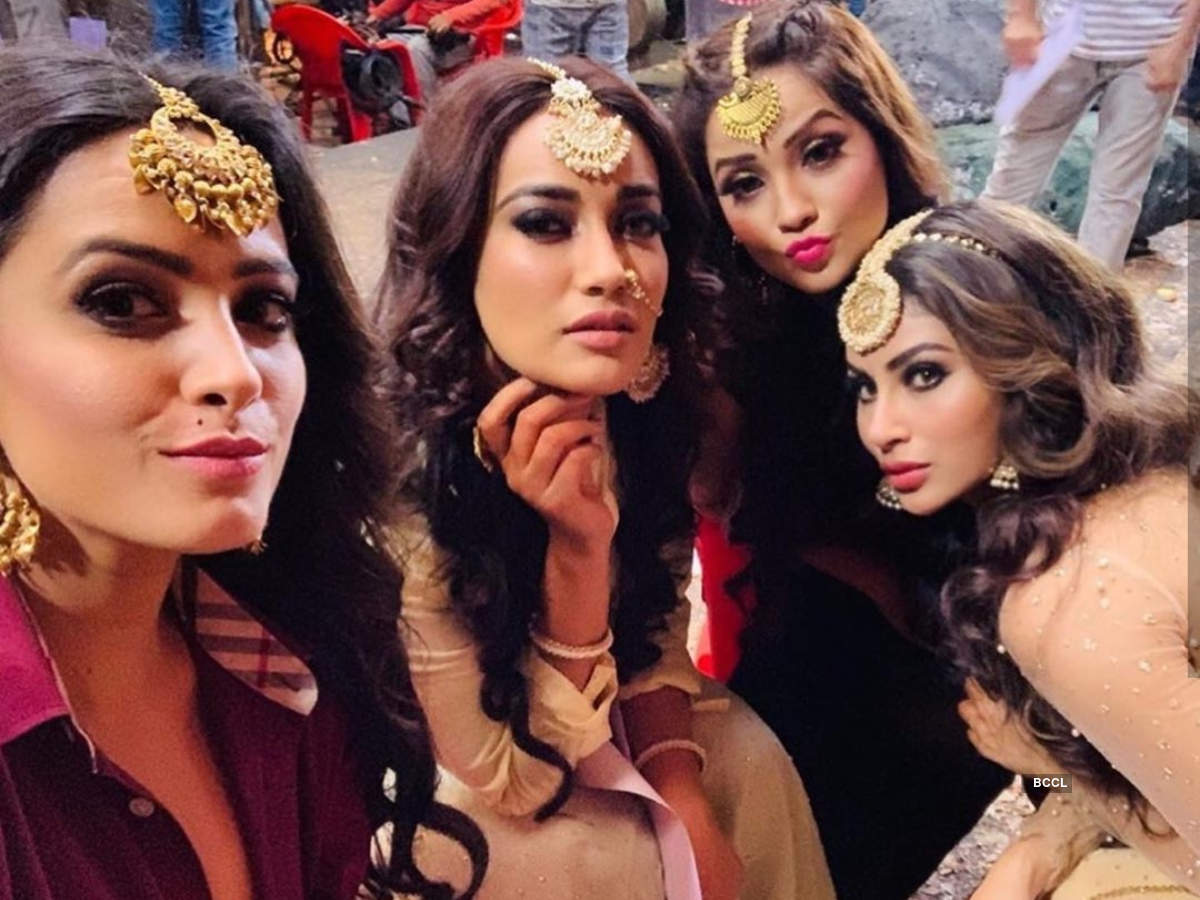 Naagin 3: Mouni Roy, Adaa Khan, Surbhi Jyoti gear up for a