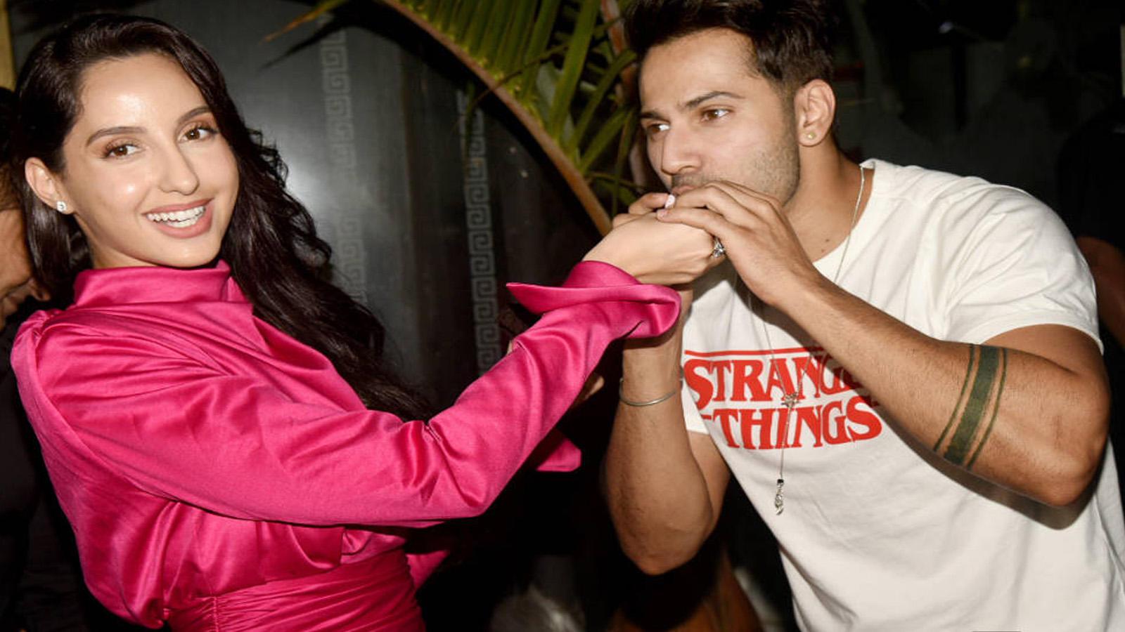 'Street Dancer 3D': Varun Dhawan calls Nora Fatehi the 'viral queen'