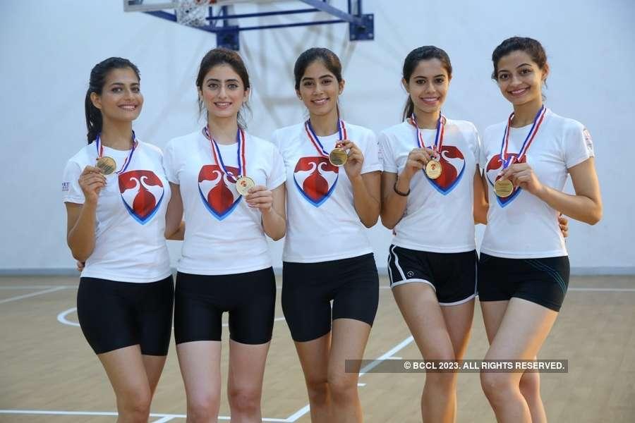 Miss India 2019: Bennett University Sports Day Winners
